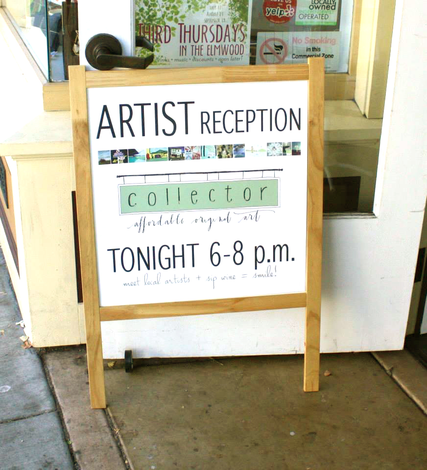 reception_sign_collector_gallery