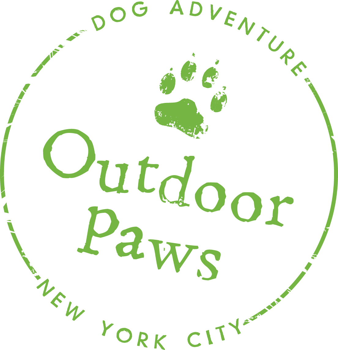 Outdoor Paws