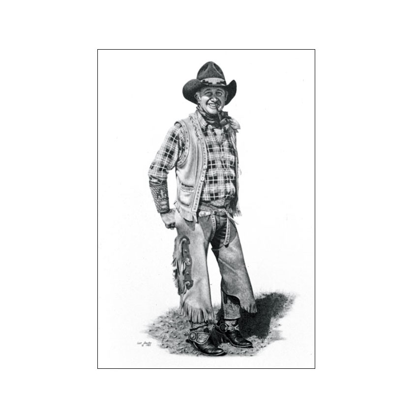 Dick Spencer - Original Sold