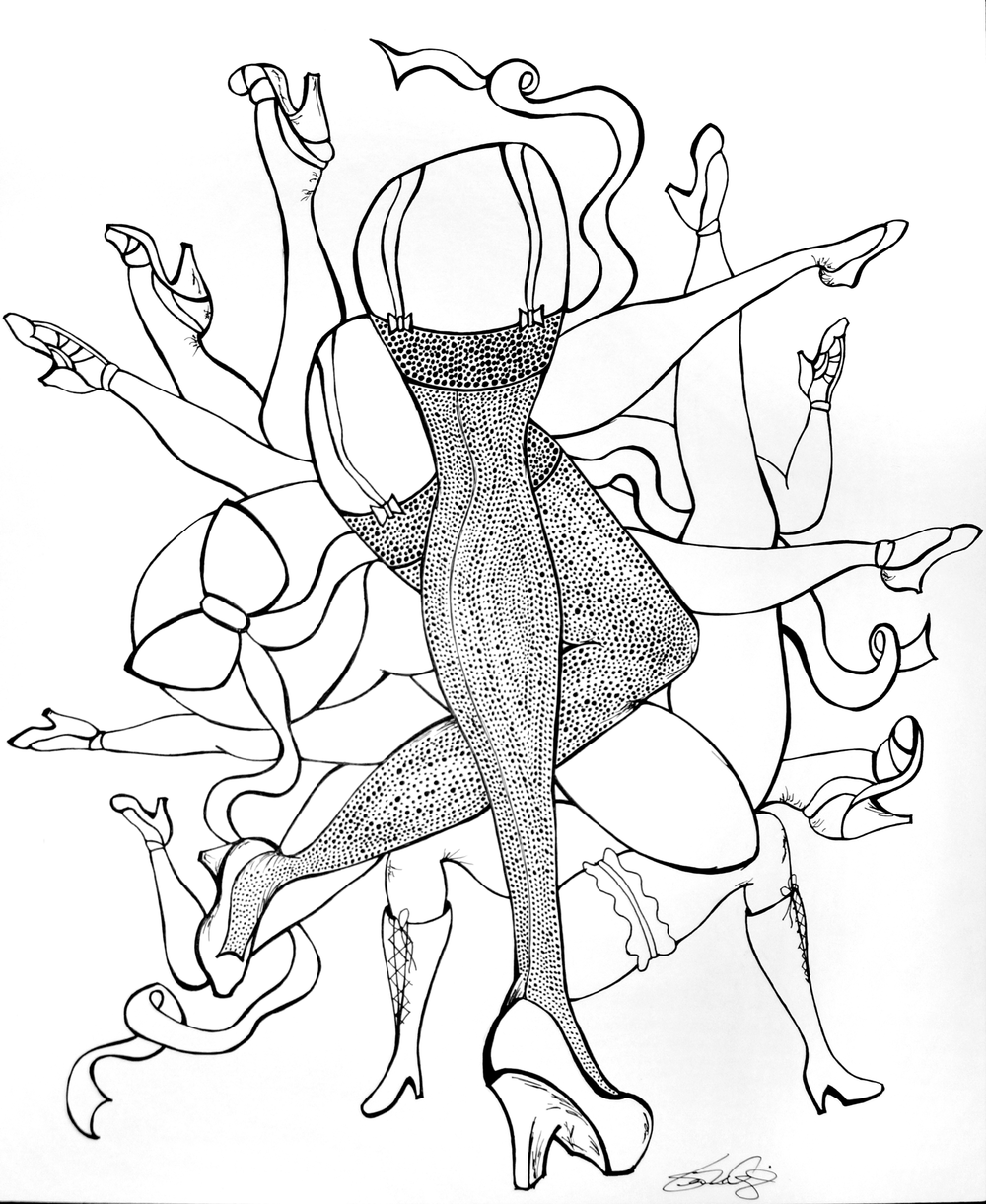 'the legs'