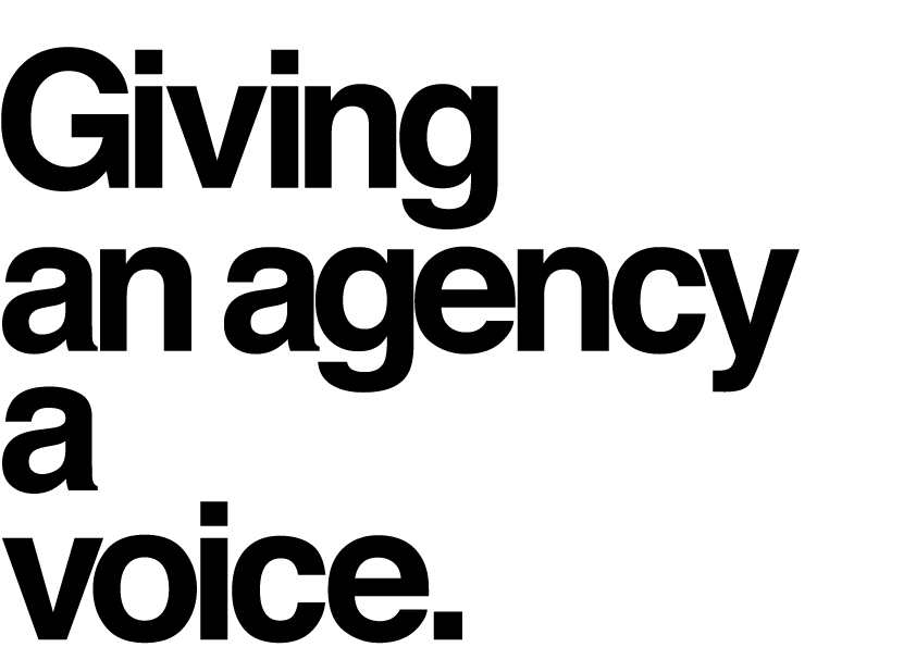 tone of voice for a digital agency