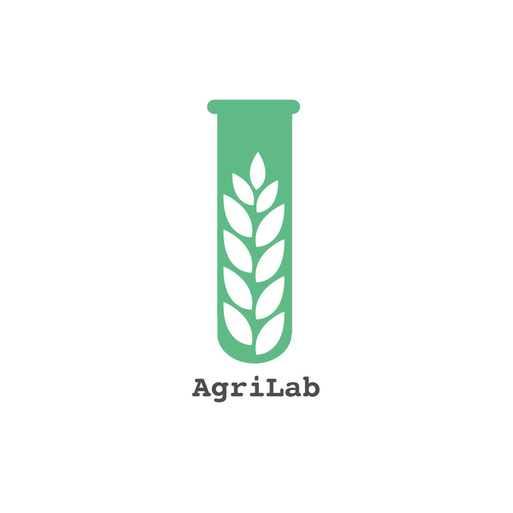 AgriLab is an animal health product manufacturer and distributer. The new logo was intended to be a more literal approach rather than their previous wordmark.