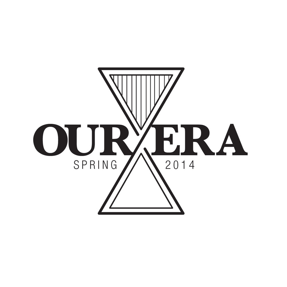 Our Era is apart of the proposed Urban Outfitters catalog. The goal was to have a logo relating to time that mocked New York's architecture.