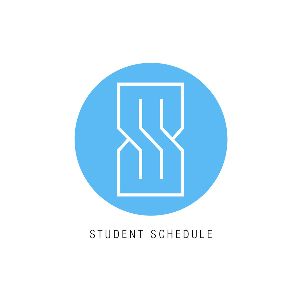 Student Schedule is a hypothetical app that provides a higher level of organization for students.