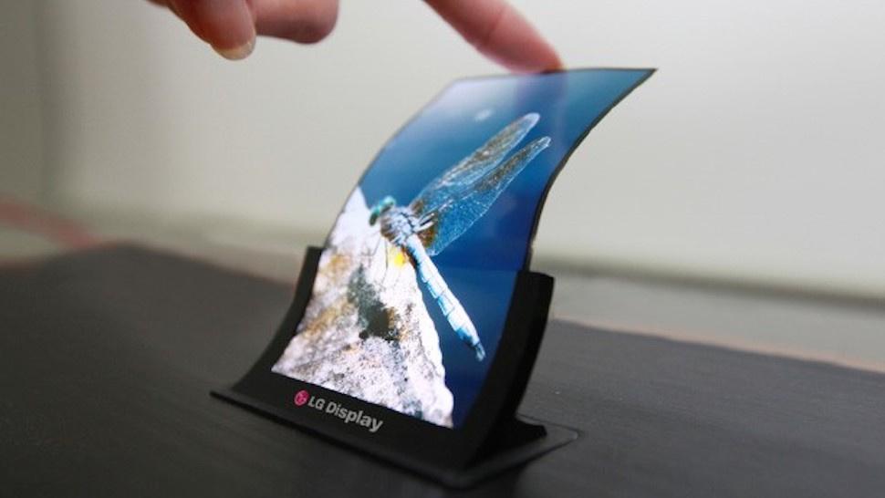Ecrãs flexíveis em telemóveis: o que significam?