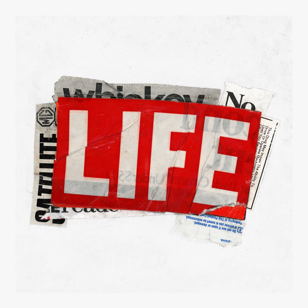 LIFE     |  40 X 40 IN  |    ARCHIVAL PIGMENT PRINT ON COTTON PAPER  HAND FINISHED |    EDITION OF 3