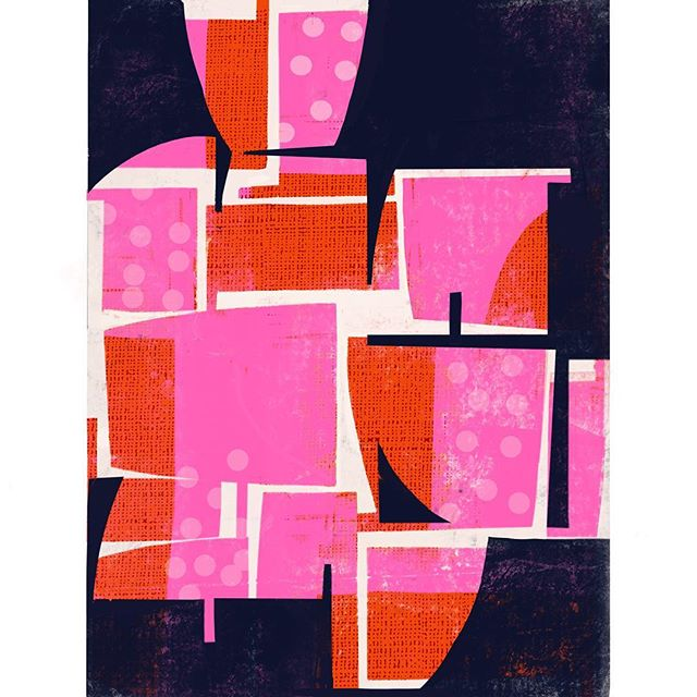 #happyinternationalwomensday #procreate #abstractart
