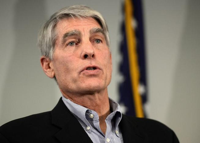 U.S. Senator Mark Udall, D-Colo., is running for re-election this fall against Rep. Cory Gardner. (RJ Sangosti, Denver Post file)