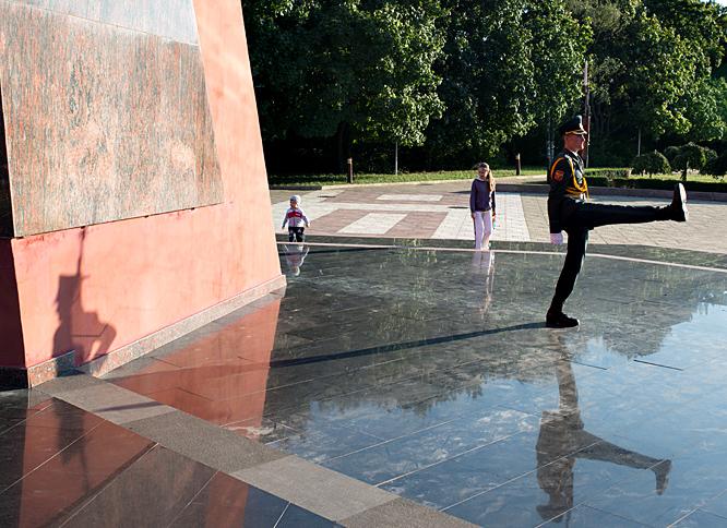 War memorial Chisinau.