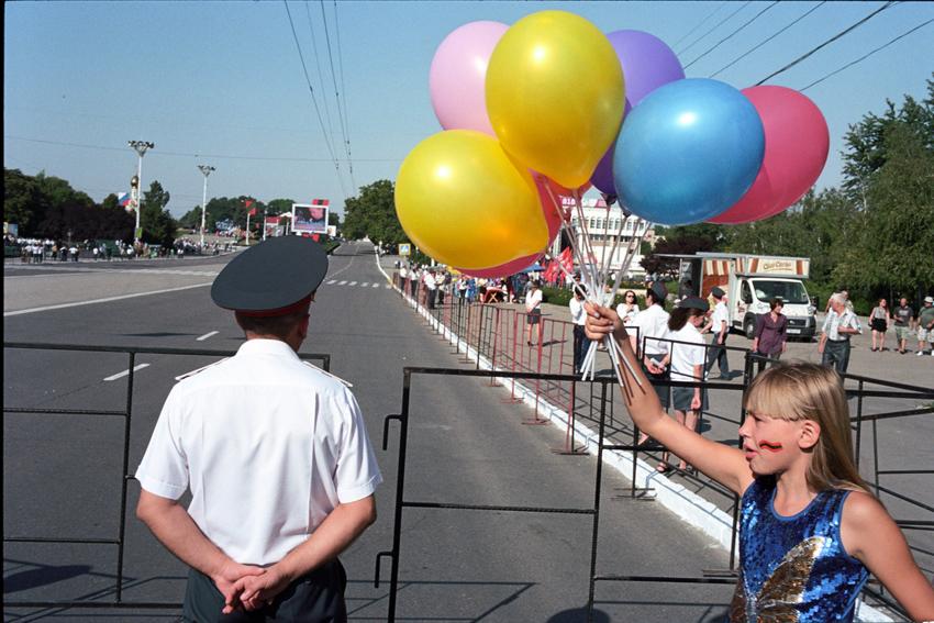 Main Street Tiraspol.