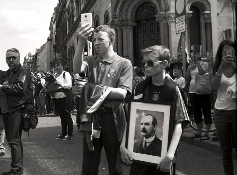 Odonavan Rossa Funeral