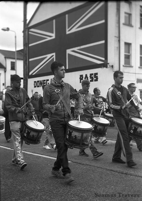 July 12th Belfast