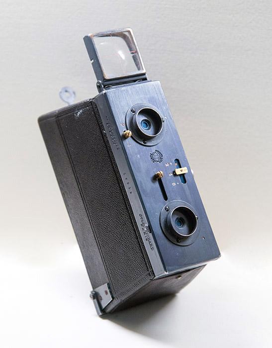Jules Richard Le Glyphoscope camera.