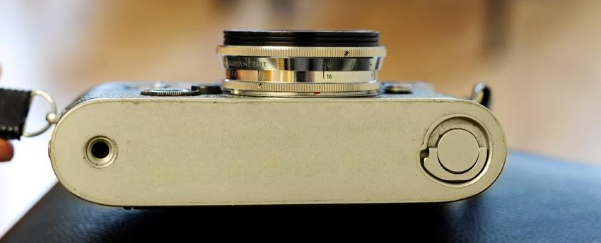 Leica M6 Russar 20mm
