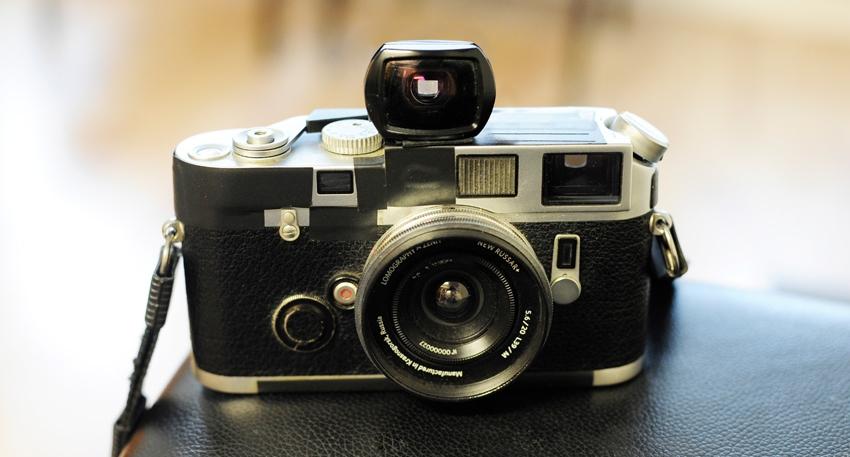 Russar 20mm Leica m6