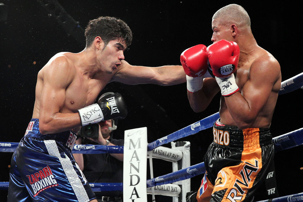 Gilberto Ramirez (Left)