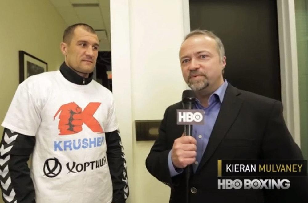 Hbo Boxing Commentators Hbo Boxing Insider Kieran