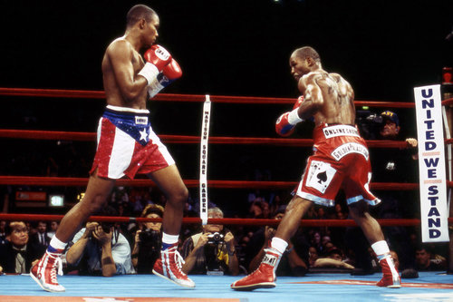 Hopkins vs. Felix Trinidad -- Sept. 29, 2001