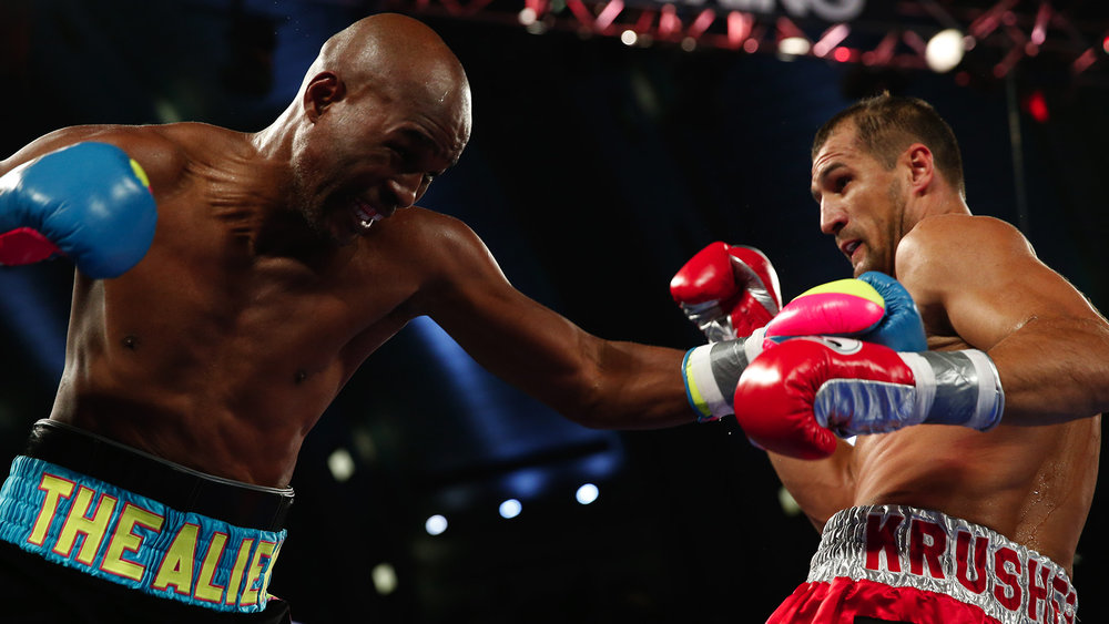 Hopkins vs. Sergey Kovalev: Nov. 11, 2008