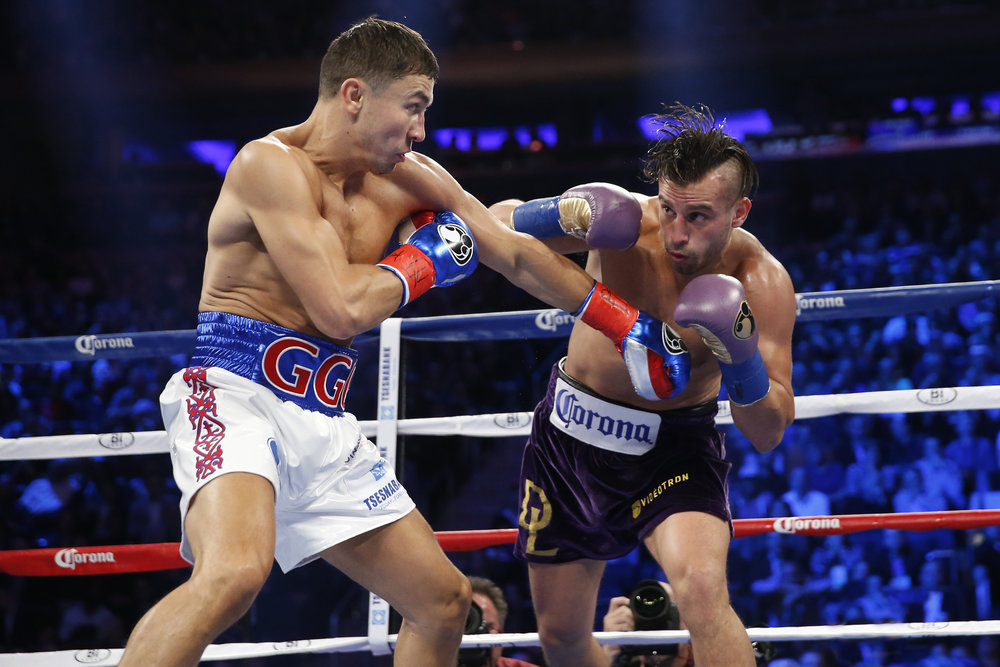 Lemieux, who took a beating from Golovkin in 2015, is looking to prove his staying power when he battles Stevens on March 11.