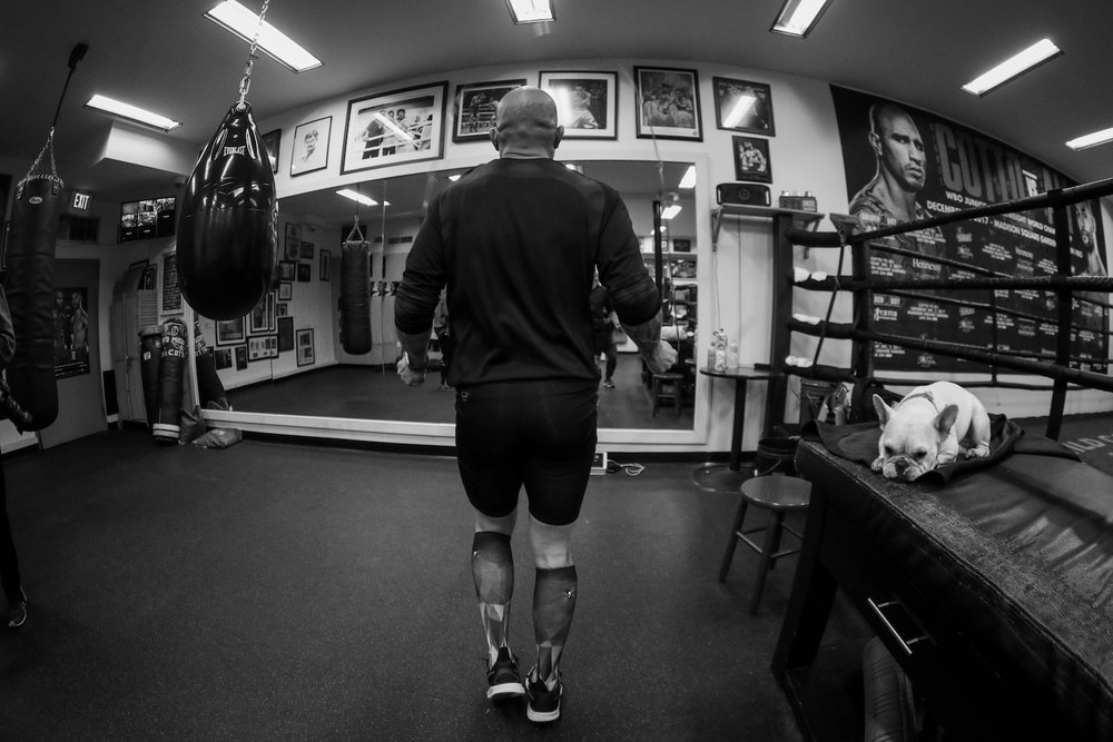 The Last Boxing Days of Miguel Cotto - By Kieran Mulvaney | Photos by Ed Mulholland