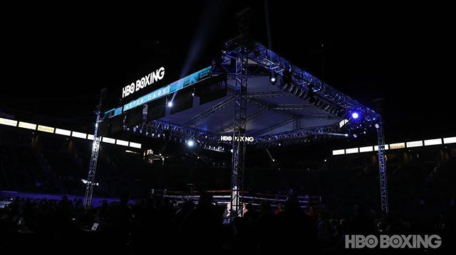 Thank you, fight fans.