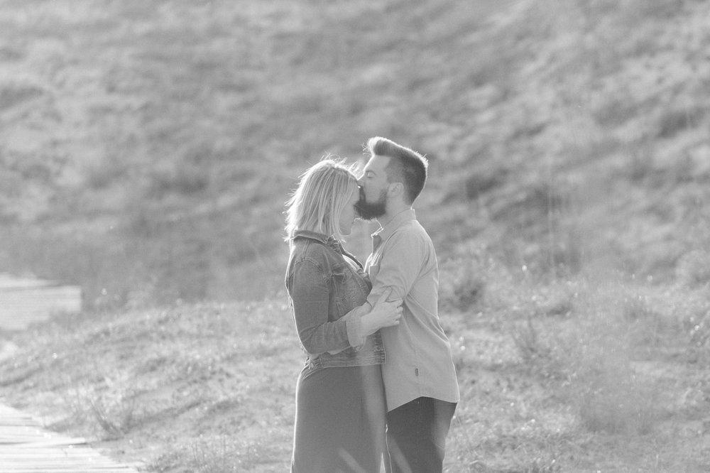 Liz & Rob's Back Bay Wildlife Refuge Engagement Session Virginia Beach Wedding Photographer Danielle McVey Photography (8).jpg