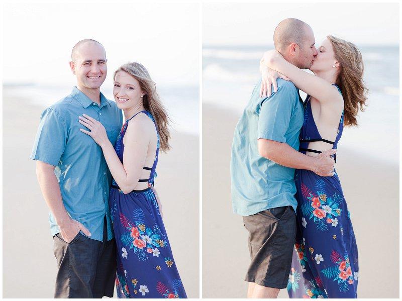 Back Bay Engagement Session Virginia Beach Wedding Photographer Danielle McVey Photography (2).jpg