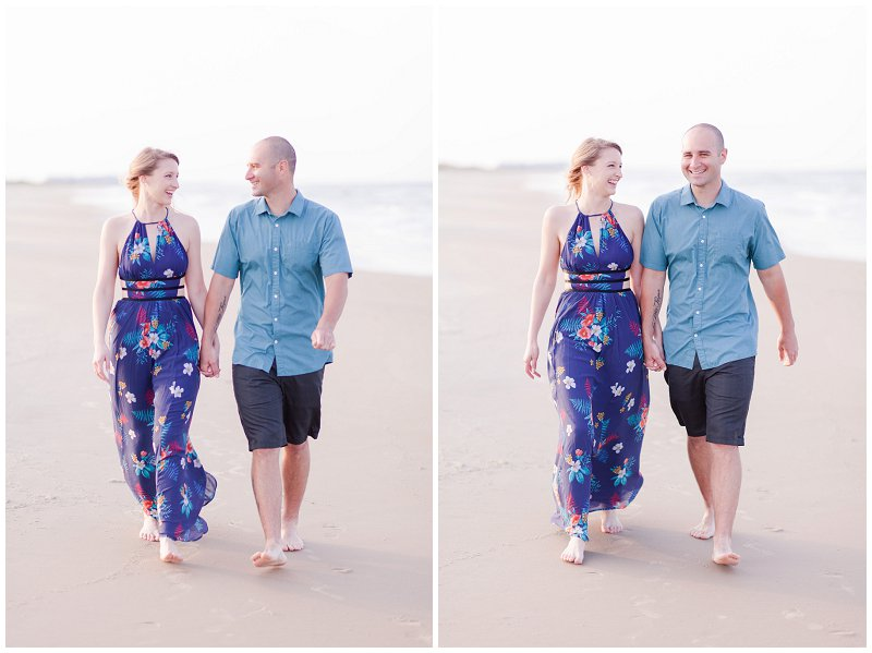 Back Bay Engagement Session Virginia Beach Wedding Photographer Danielle McVey Photography (5).jpg