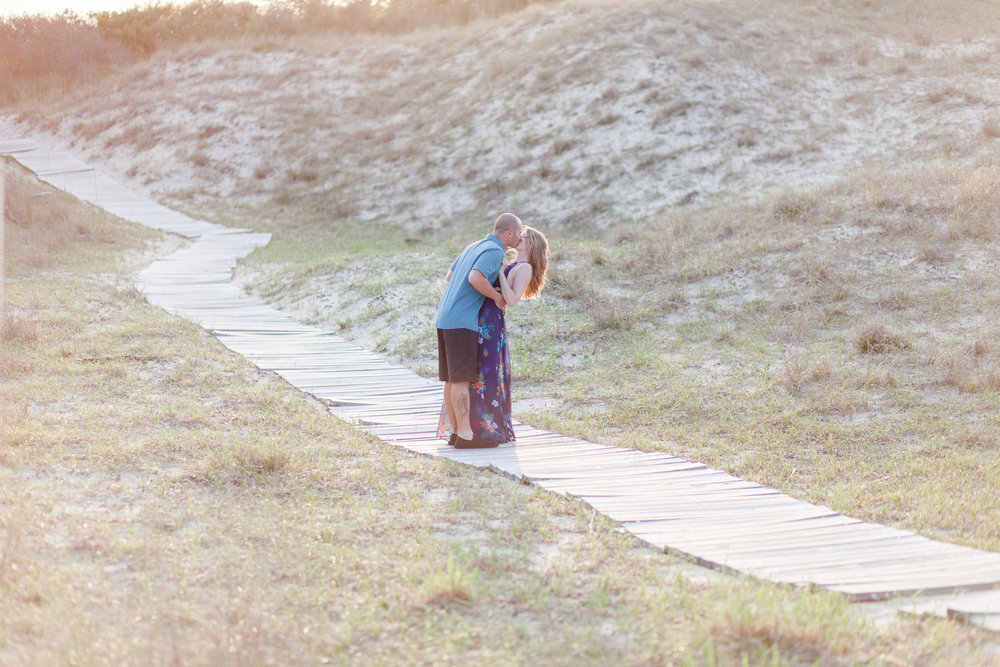 Back Bay Engagement Session Virginia Beach Wedding Photographer Danielle McVey Photography (7).jpg
