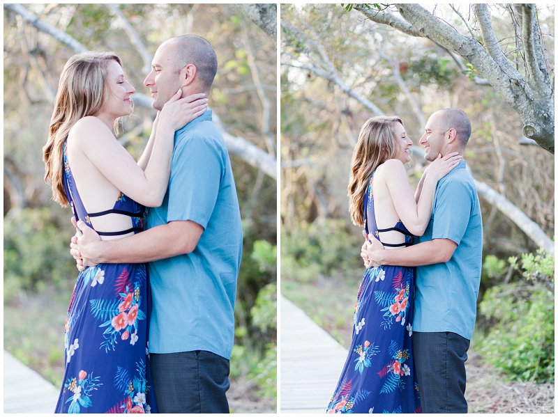 Back Bay Engagement Session Virginia Beach Wedding Photographer Danielle McVey Photography (10).jpg