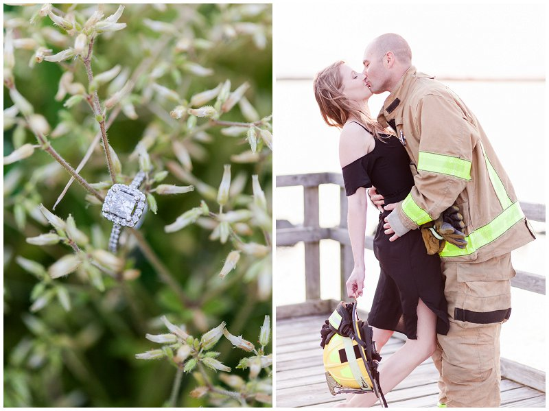 Back Bay Engagement Session Virginia Beach Wedding Photographer Danielle McVey Photography (11).jpg