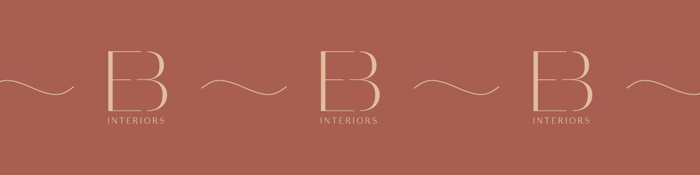 Using Emma's initials, we created a simple and streamlined alternate logo that looks incredibly high-end and speaks to her affluent clientele. Paired with her stunning primary logo, we also created a submark with a circle element to show unity between her design styles and a curved line inside the circle to show movement. We also chose a more neutral color palette since her clients are often looking for various colors.