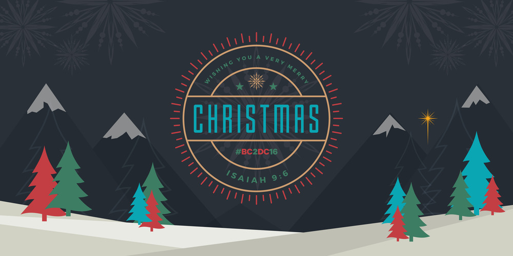 Christmas Graphic for Carson America