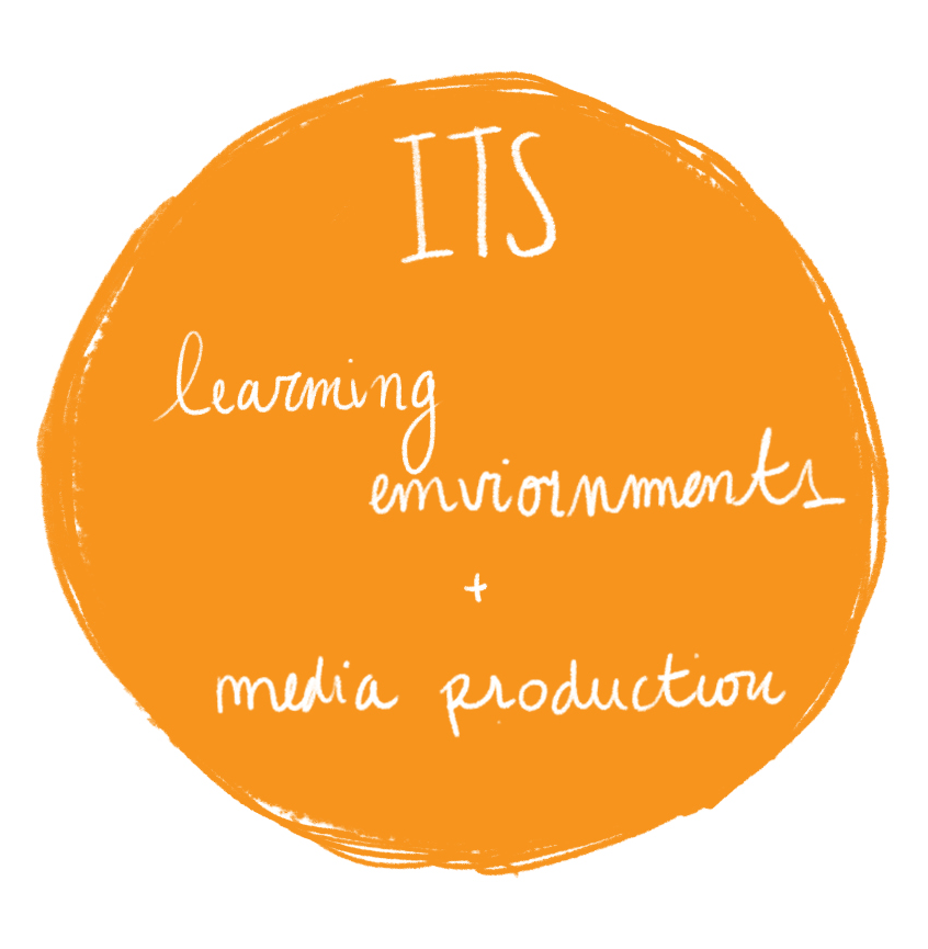Learning Environments & Media Production Logo
