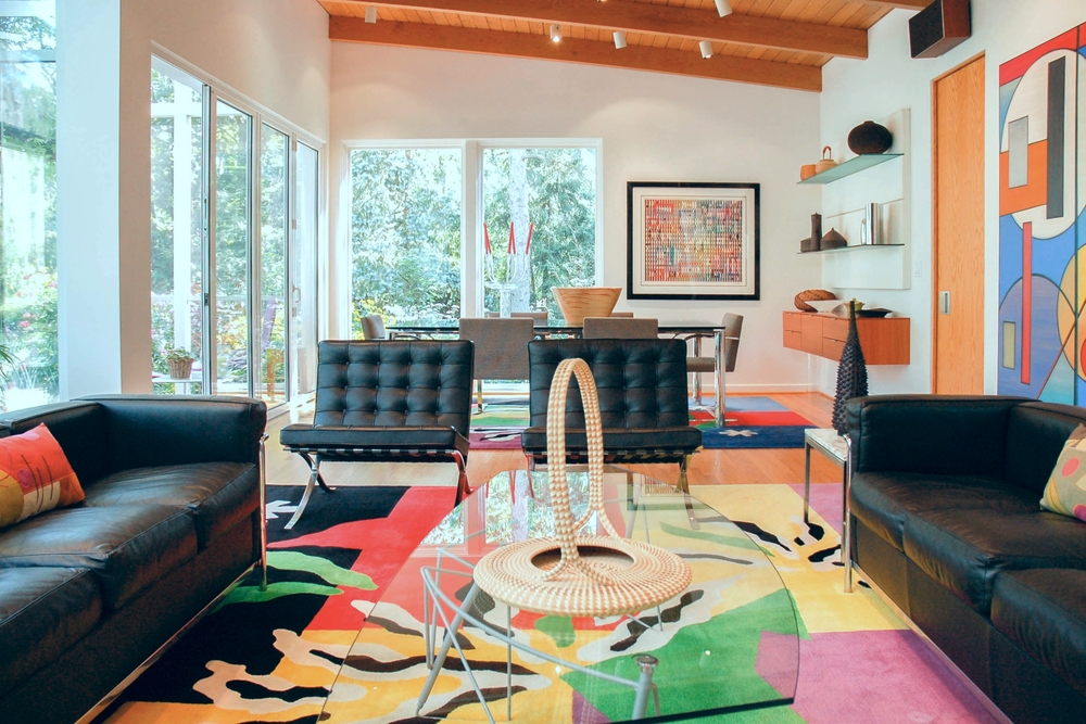 COLORFUL CONTEMPORARY - WINNETKA, IL
