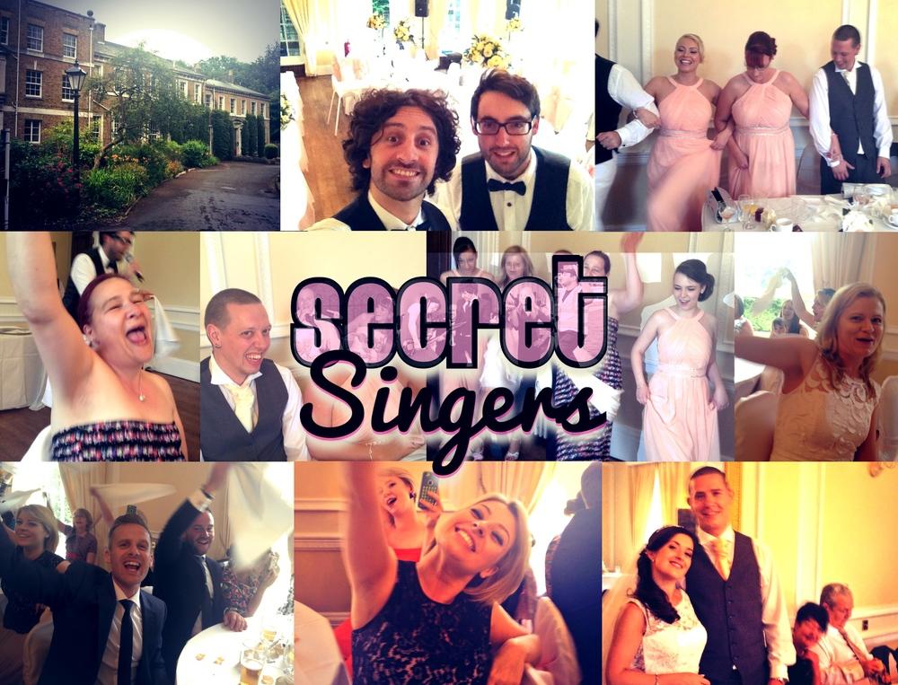 Blog Secret Singers