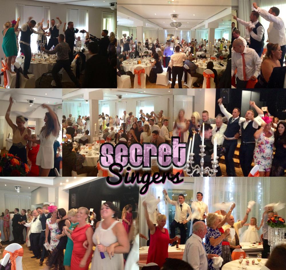 The Secret Singers Effect Secret Singers