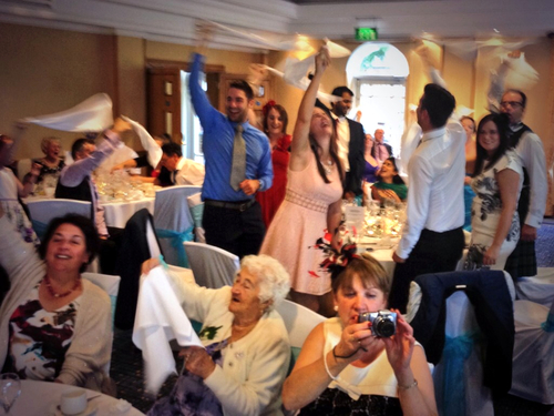 Another Farr Bulous Wedding Surprise Secret Singers
