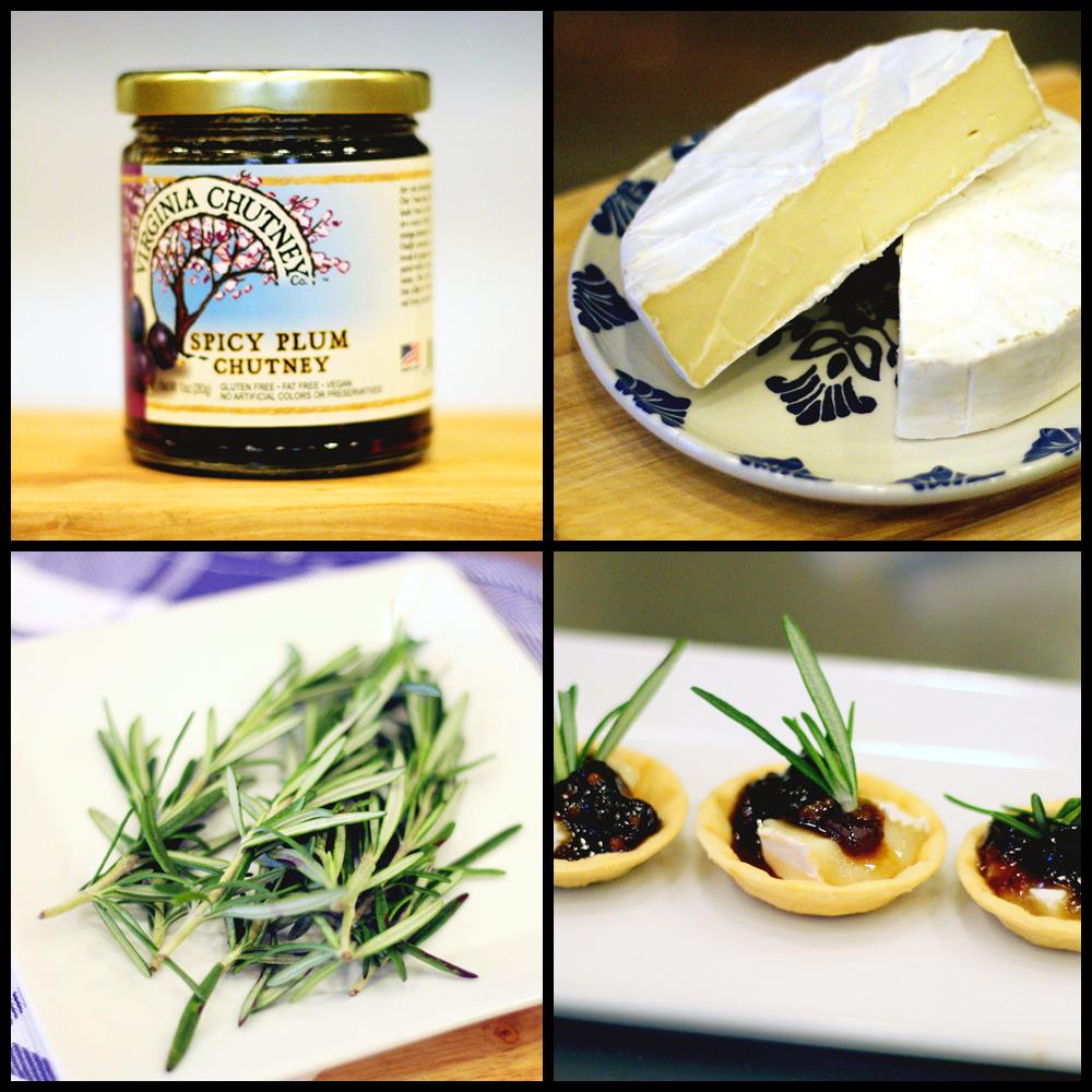 Savory Brie Pastry Bites | SavoryPantryBlog.com | #PastryShells #BiteSized