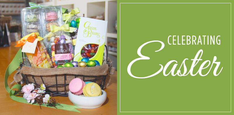 Celebrating Easter at The Savory Pantry