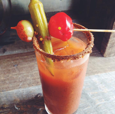 Walker's Southern Bloody Mary
