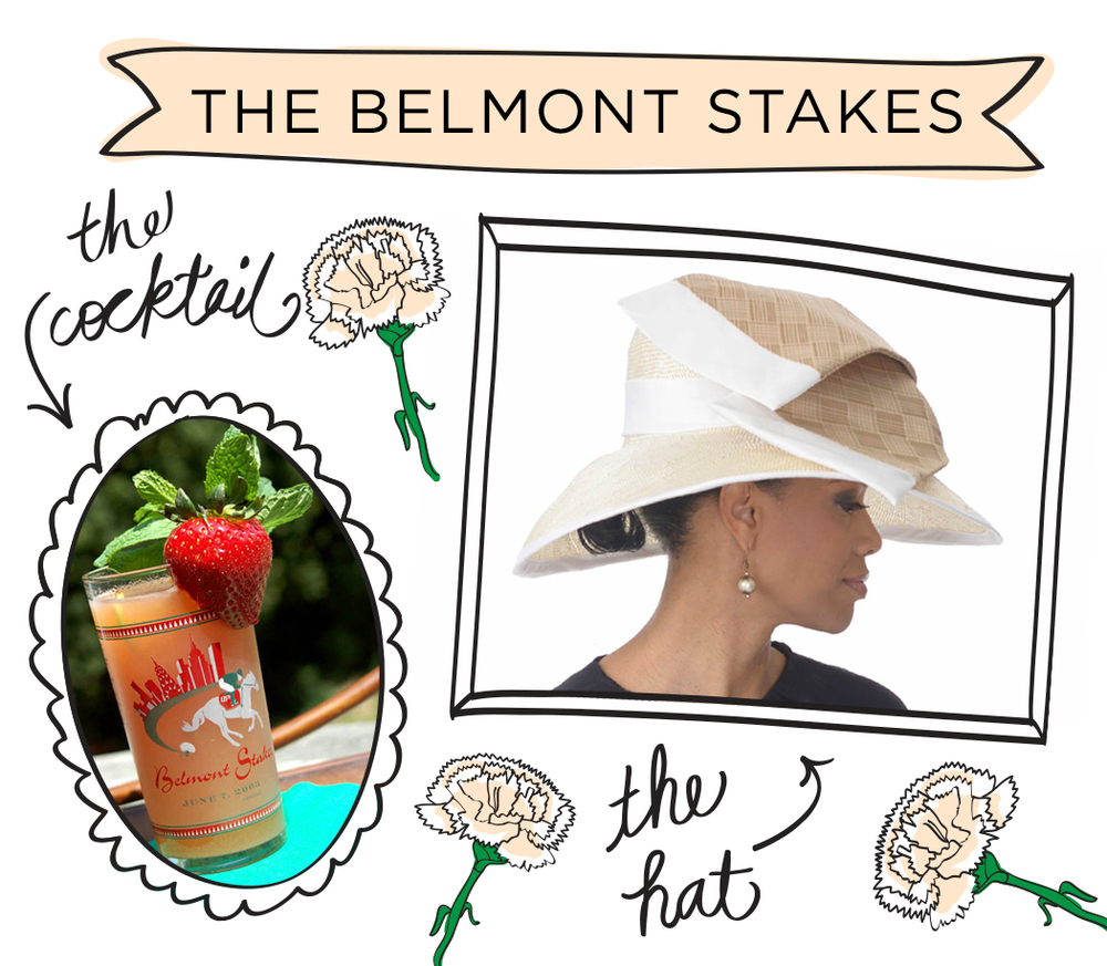 Derby Days: The Belmont Stakes | SavoryPantryBlog.com