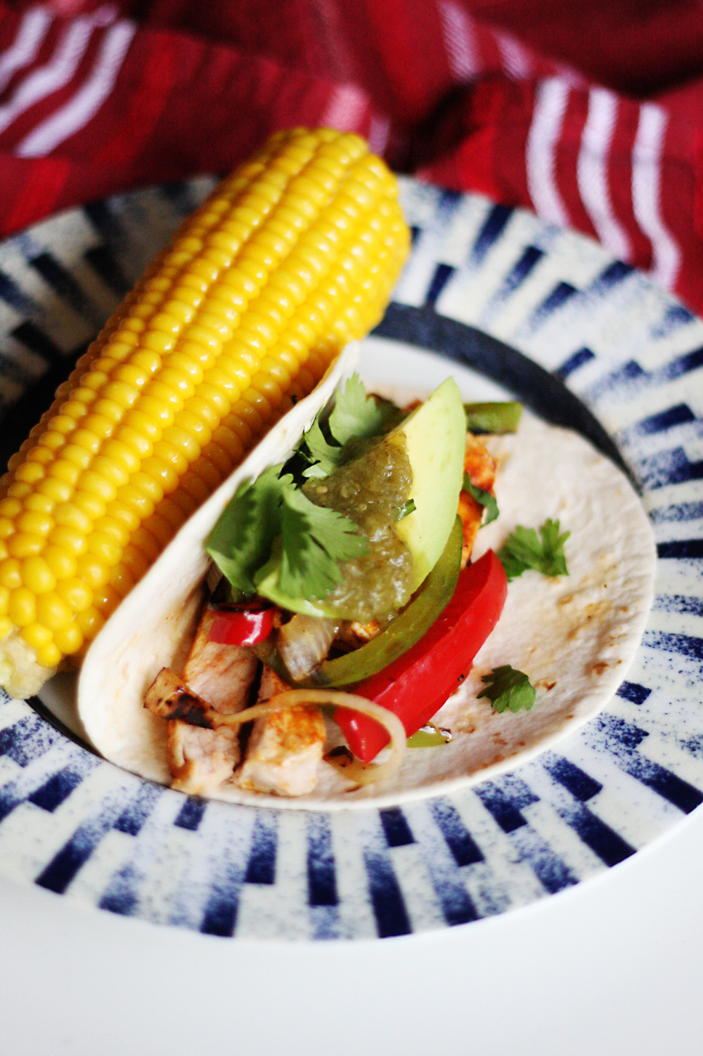 Celebrating Cinco de Mayo: Simple Pork Tacos with Salsa Fresca