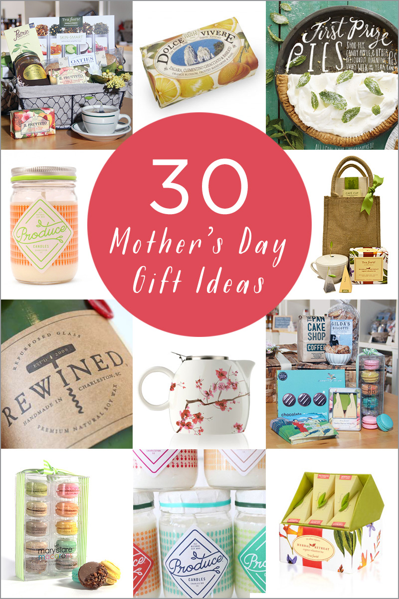 Roundup: Mother's Day Gifts