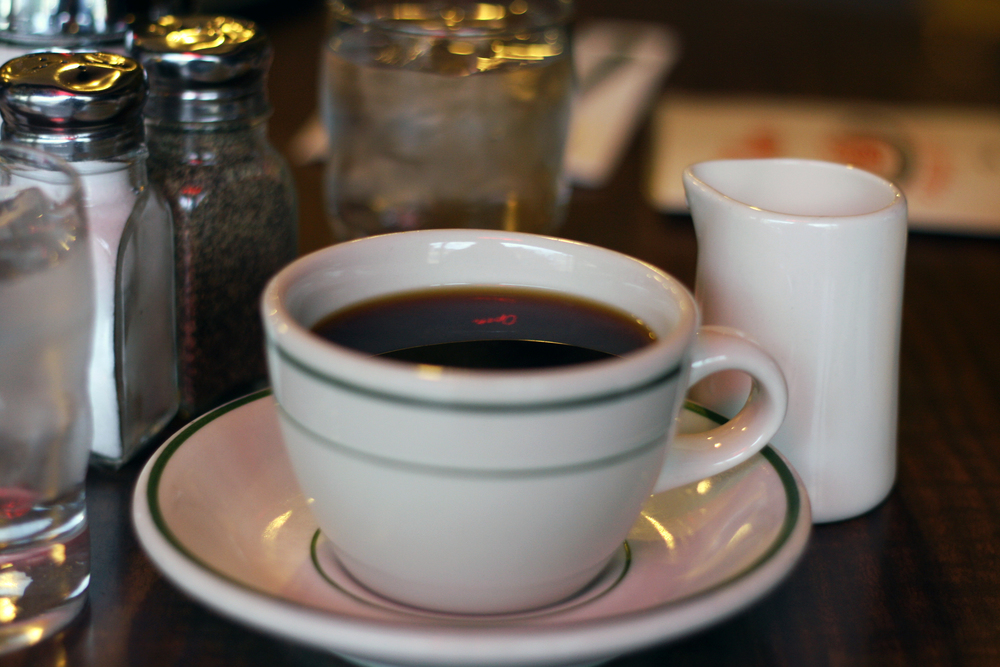 Our house blend coffee is served as a bottomless cup. We keep refilling it until you tell us to stop!