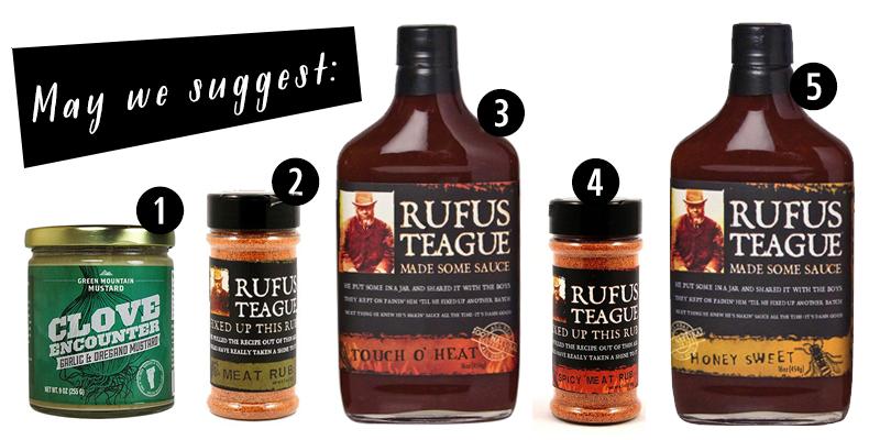 Rufus' Award Winning Ribs | SavoryPantryBlog.com