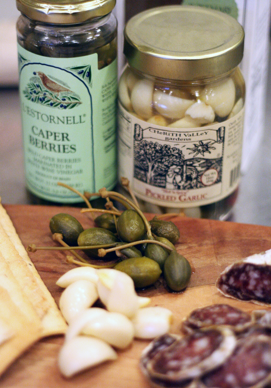 The Savory Pantry's Signature Charcuterie Board | SavoryPantryBlog.com