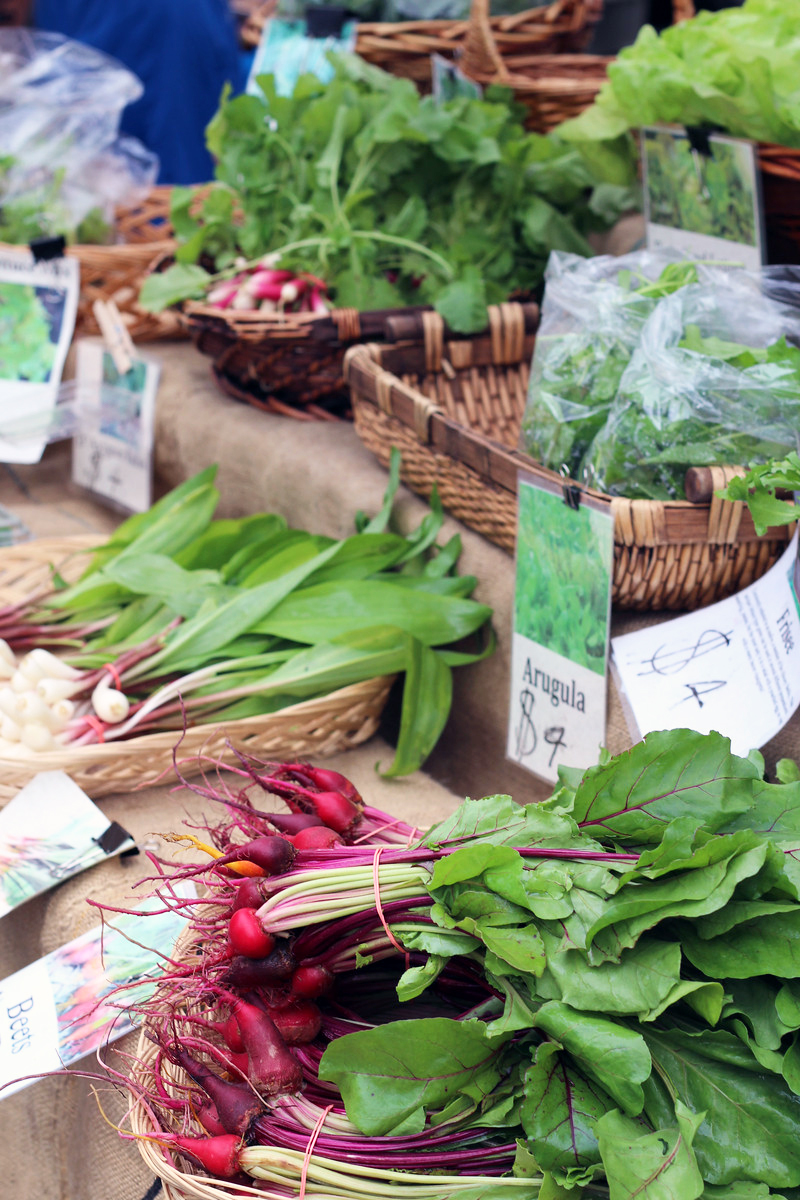 Travel Notes: Peachtree Farmers Market, Atlanta, GA | SavoryPantryBlog.com