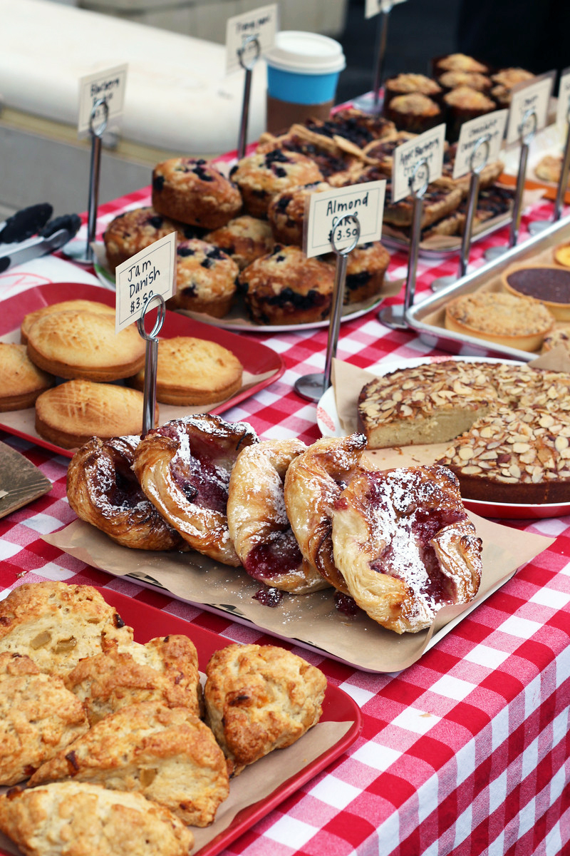 Travel Notes: Peachtree Farmers Market, Atlanta, GA | The Little Tart Bakeshop | SavoryPantryBlog.com